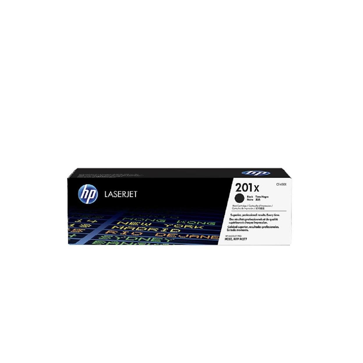Лазерный картридж 201X CF400X