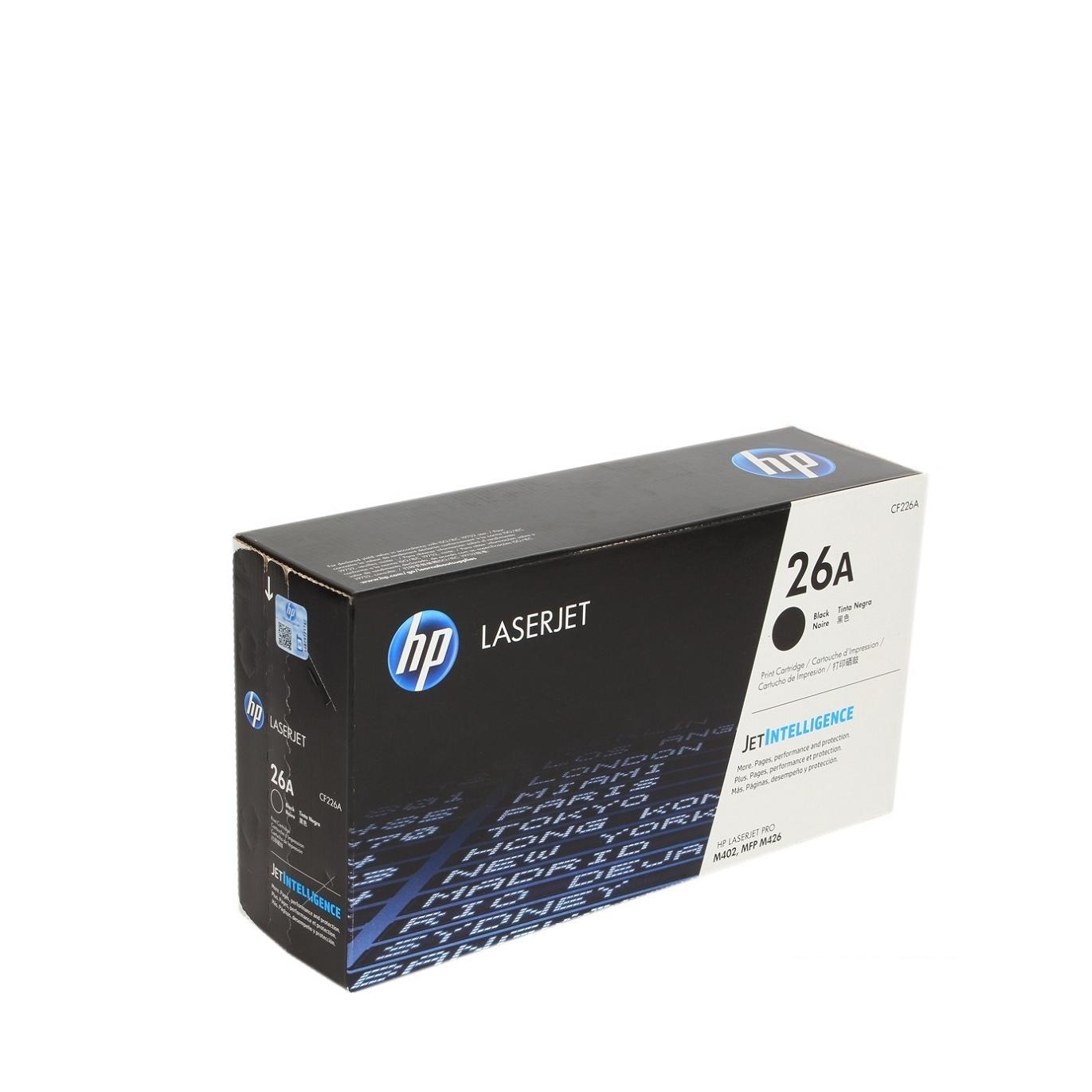 Лазерный картридж 26A CF226A