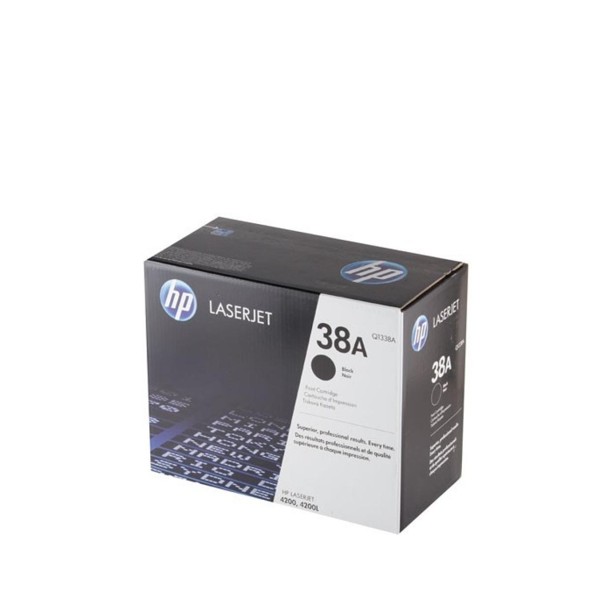 Лазерный картридж 38A Q1338A