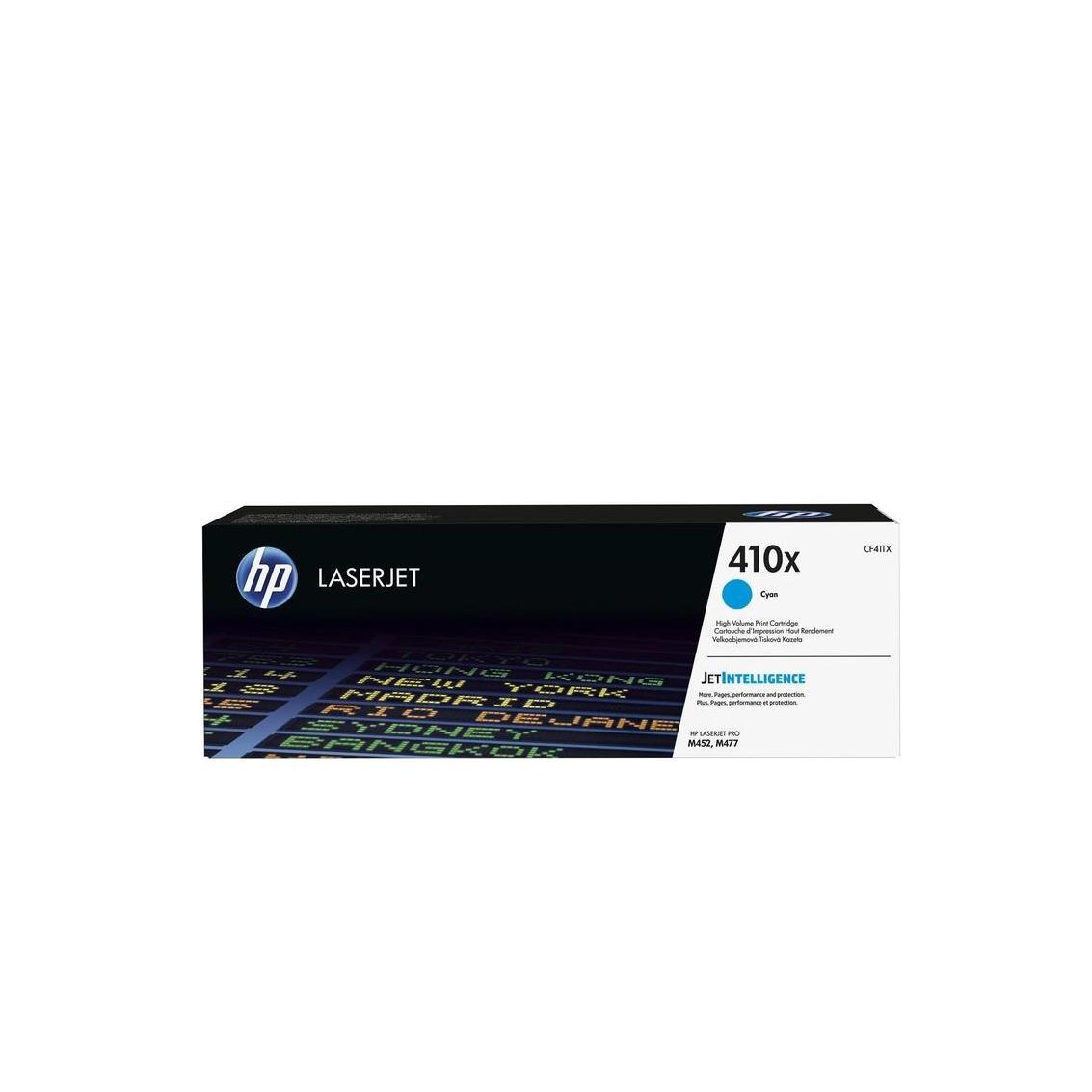 Лазерный картридж 410X CF411X