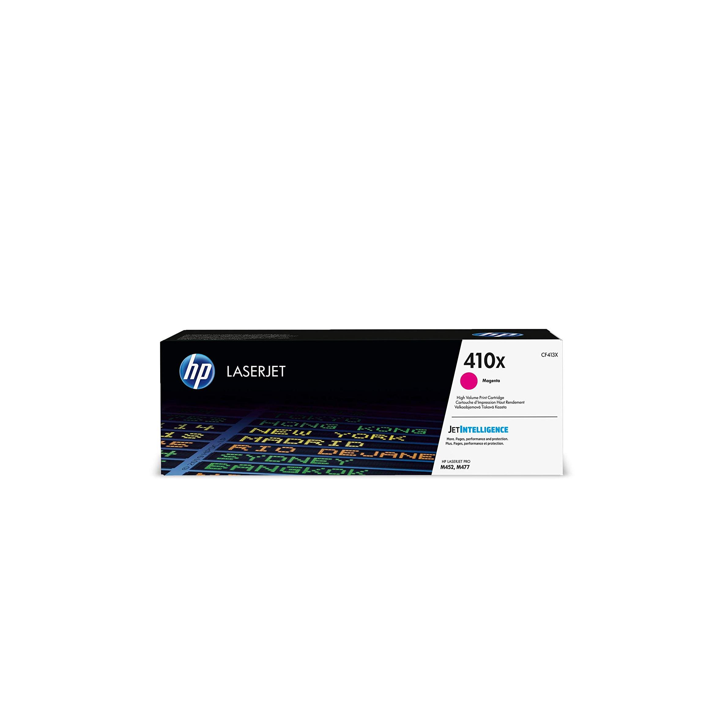 Лазерный картридж 410X CF413X