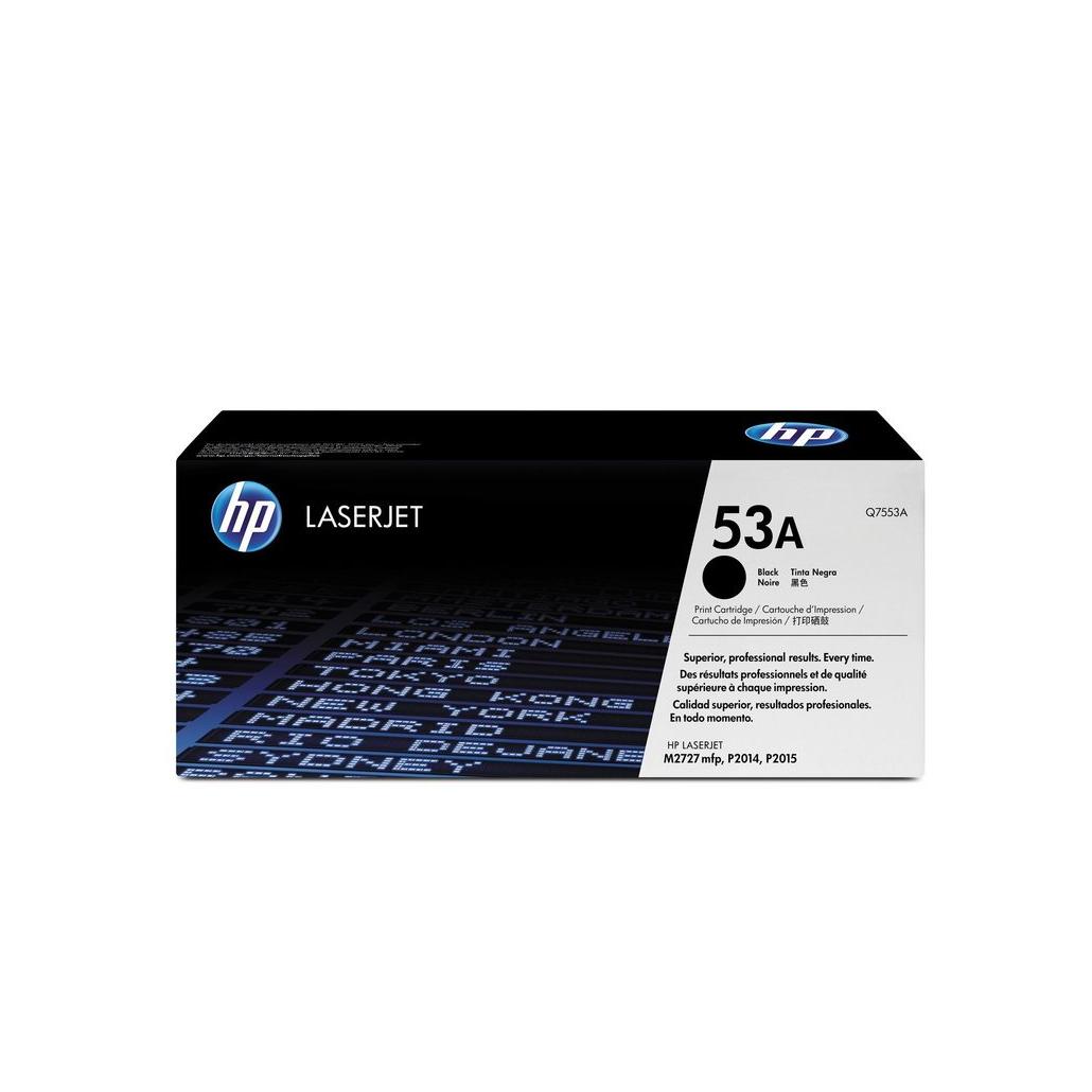 Лазерный картридж 53A Q7553A