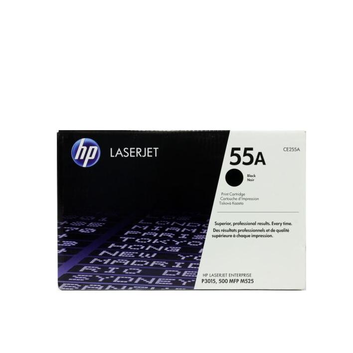 Лазерный картридж 55A CE255A