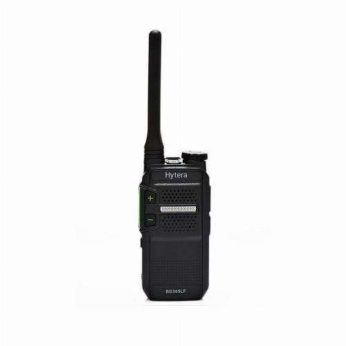 Рация портативная - переносная BD-305, 400-470 МГц, 2 Вт, 48 каналов, IP-54, цифровой/аналоговый режим, АКБ BL-2202, 2200 мАч, Li-ion, З/У, антенна, адаптер BD-305 400-470 МГц