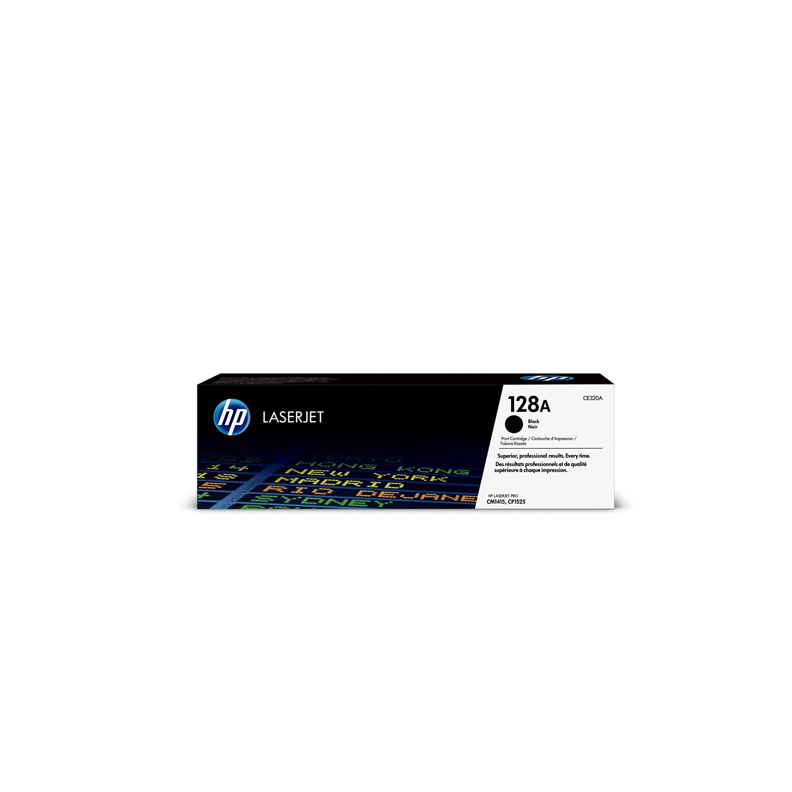 Лазерный картридж 128A CE320A