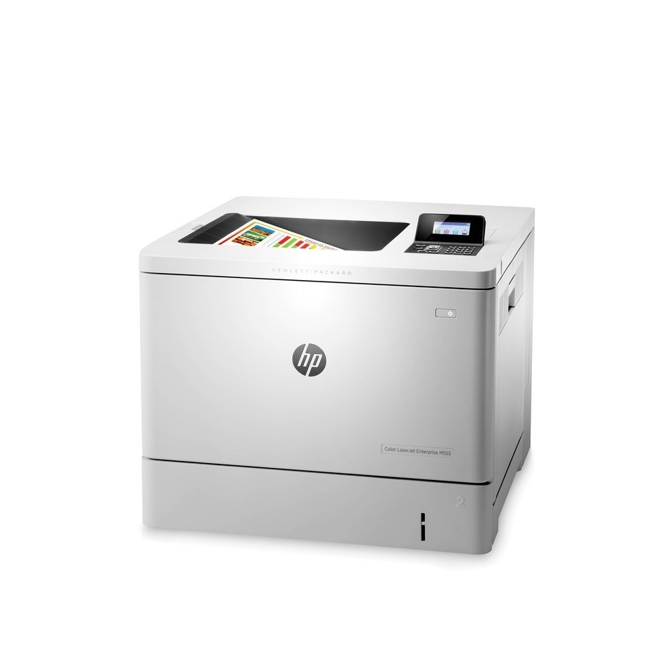 Принтер Color LaserJet Enterprise M553dn B5L25A