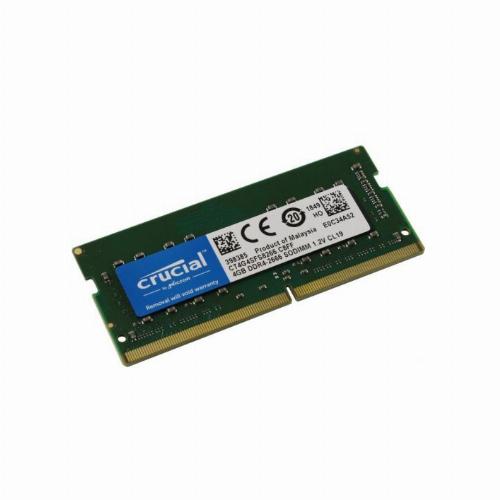 Оперативная память (ОЗУ) CT4G4SFS8266 CT4G4SFS8266