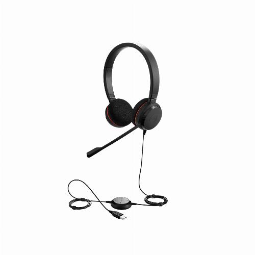 Проводная гарнитура EVOLVE 20 MS Stereo 4999-823-109
