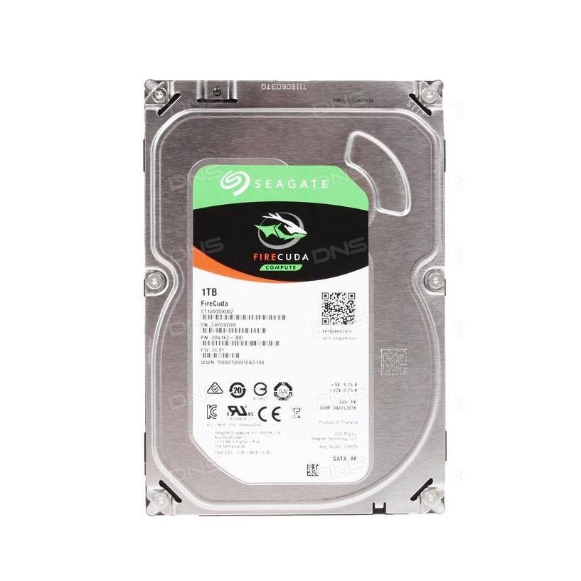 Жесткий диск внутренний FireCuda ST1000DX002