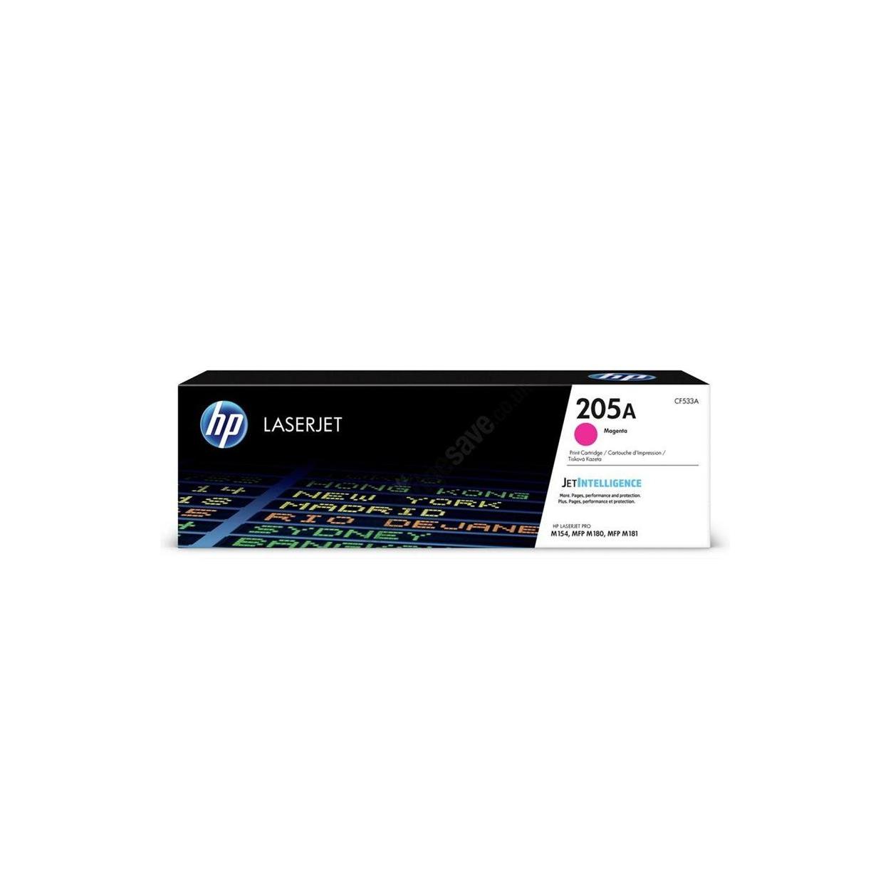 Лазерный картридж 205A CF533A