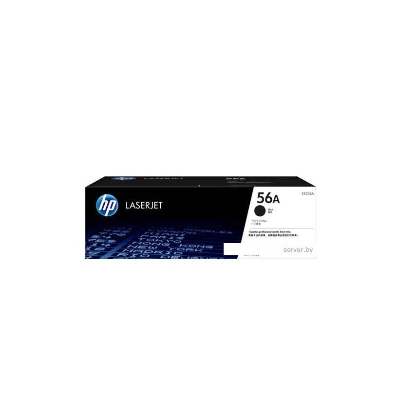 Тонер картридж 56A CF256A