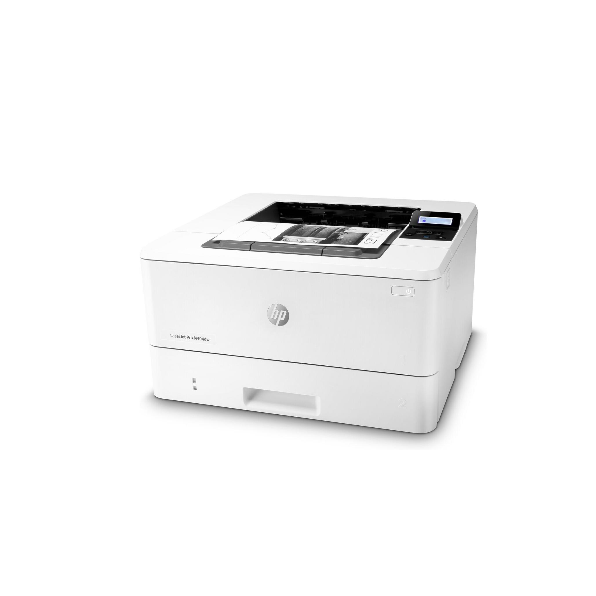 Принтер LaserJet Pro M404dw B W1A56A