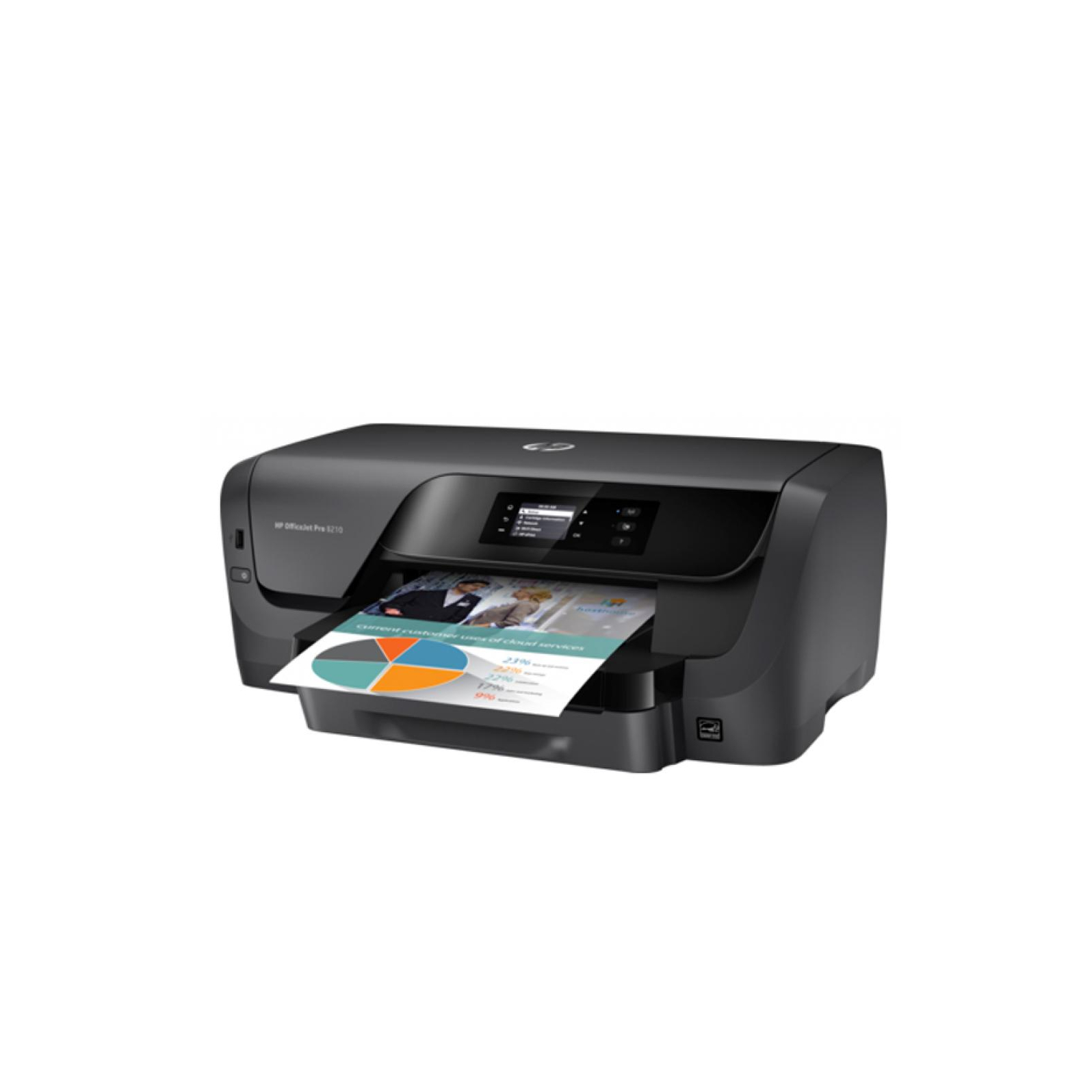 Принтер OfficeJet Pro 8210 Color D9L63A