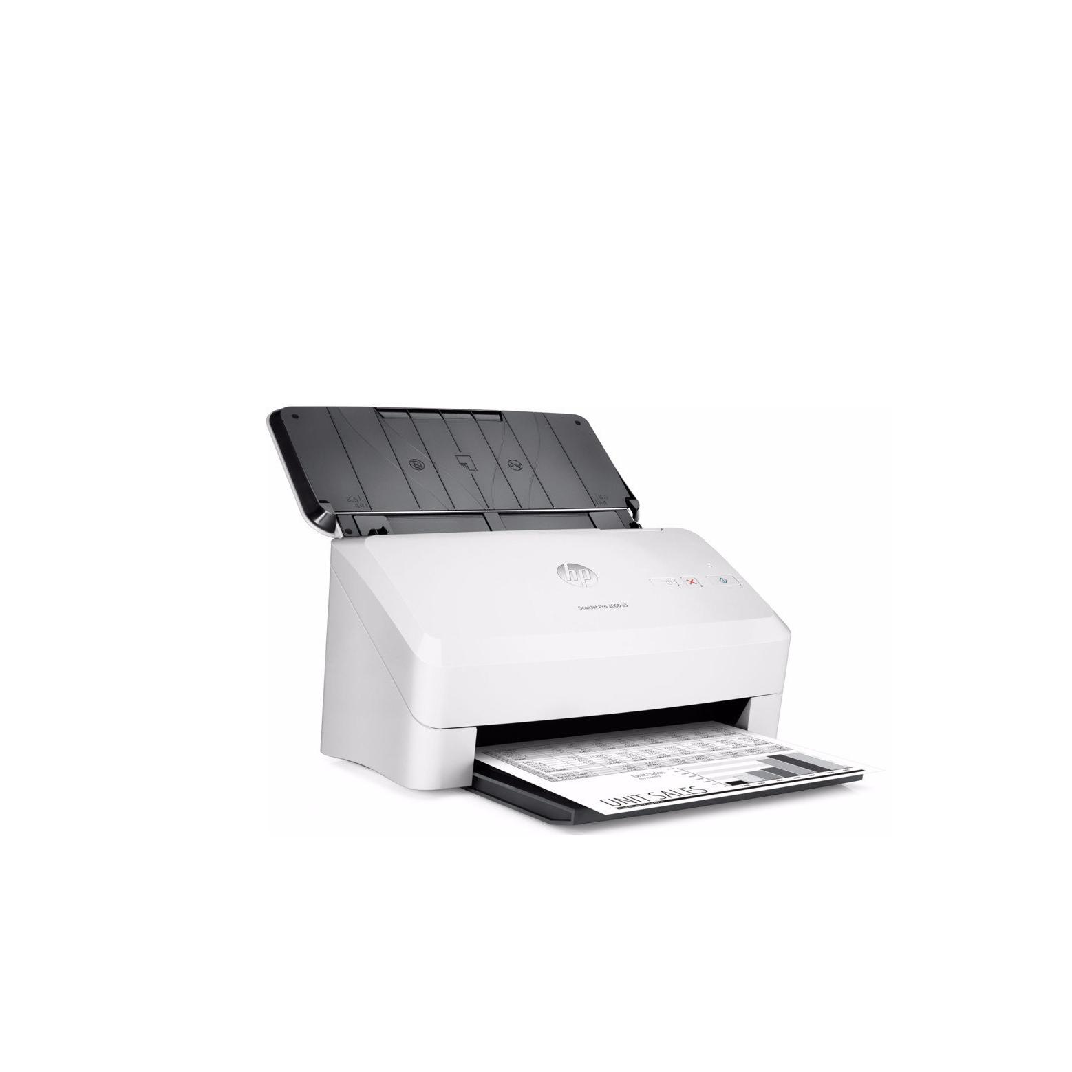 Скоростной - протяжный сканер ScanJet Ent Flw 7000s3 L2757A