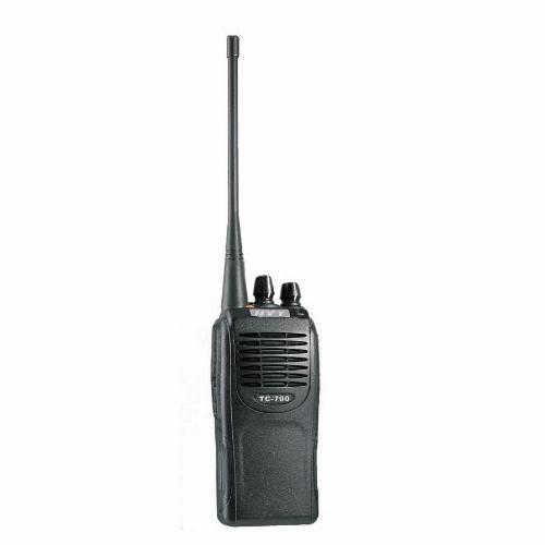 Рация портативная - переносная HYT TC-700 136-174 МГц, 16 Кан., 5Вт, Li-Ion 1700 мАч, индивидуальное ускоренное з/у TC-700 136-174 МГц