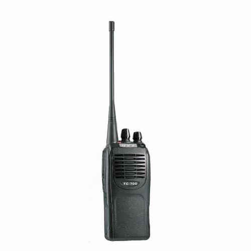 Рация портативная - переносная HYT TC-700 400-470 МГц, 16 кан., 4Вт, Li-Ion 1700 мАч, индивидуальное ускоренное з/у TC-700 400-470 МГц