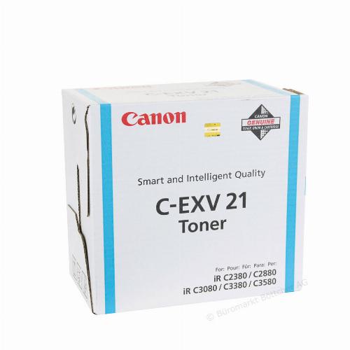 Тонер картридж C-EXV 21 0453B002