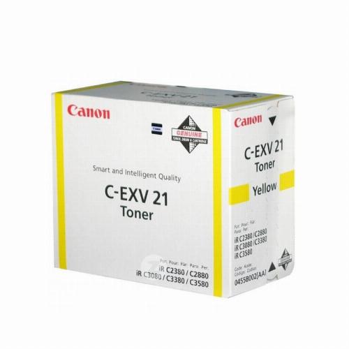 Тонер картридж C-EXV 21 0455B002