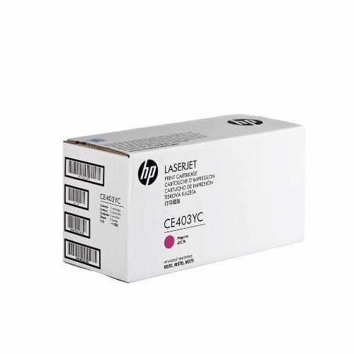 Лазерный картридж CE403YC CE403YC