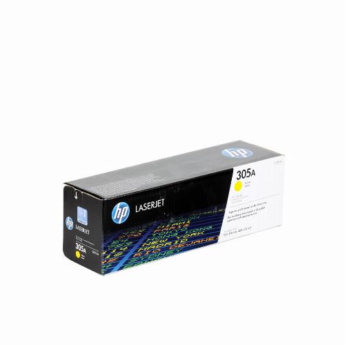 Лазерный картридж 305A CE412A