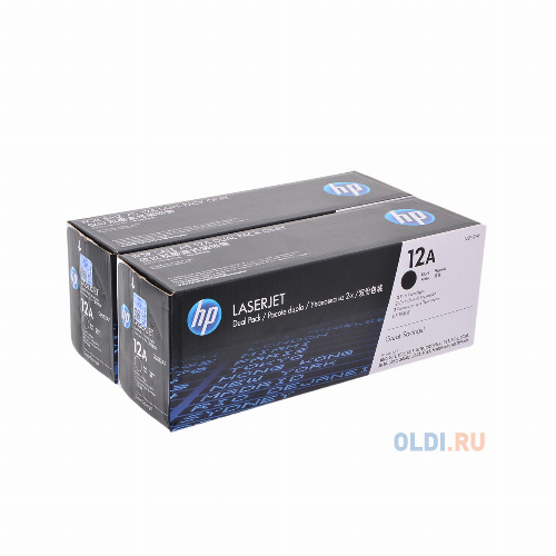 Лазерный картридж 12A Q2612AF