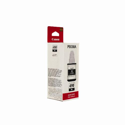 Чернила для печатного оборудования NK GI-490 BK 0663C001