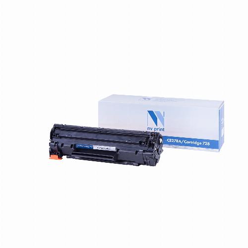 Лазерный картридж NV-CE278A/NV-728 NV-CE278A/728