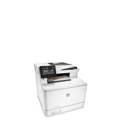 МФУ Color LaserJet Pro MFP M477fdn CF378A