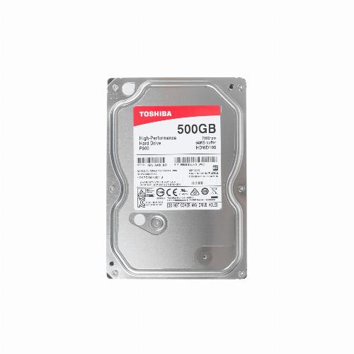 Жесткий диск внутренний P300 High-Performance HDWD105UZSVA