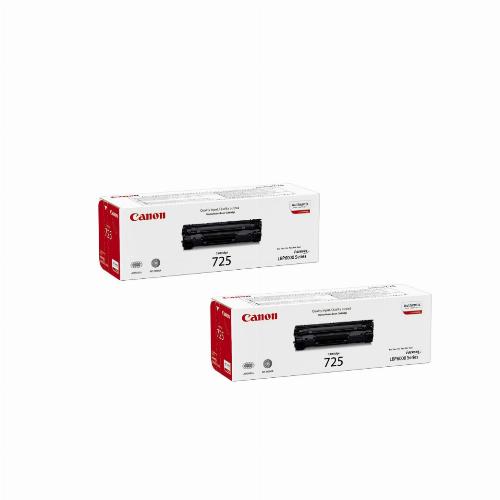 Принтер LBP6030B +2 картриджа Canon 725 B 8468B006/bundle3