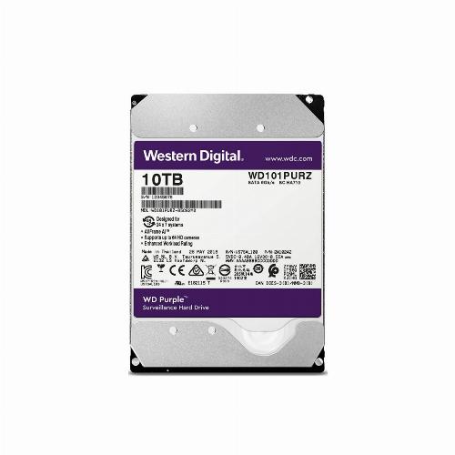 Жесткий диск внутренний Purple WD101PURZ