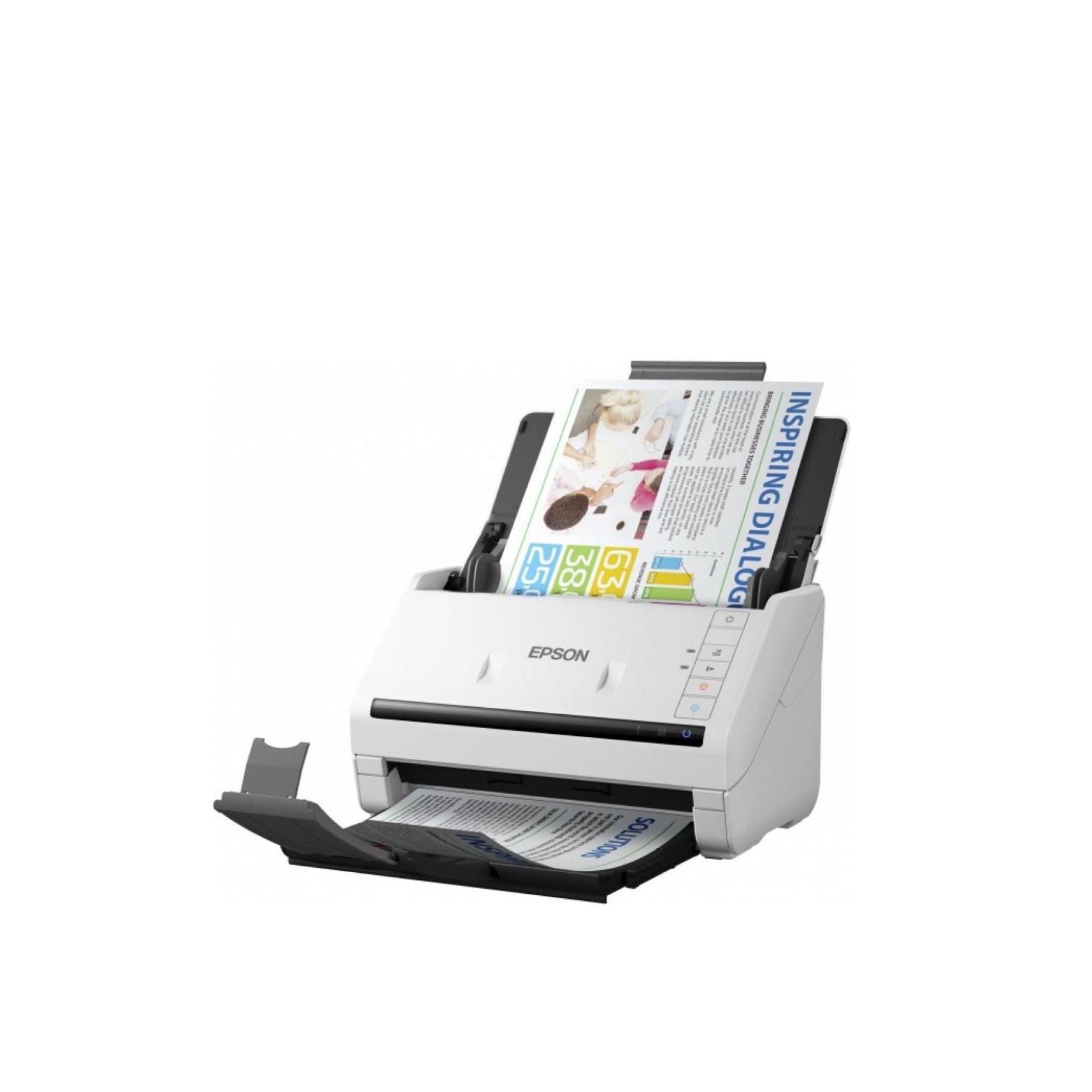Скоростной - протяжный сканер WorkForce DS-530 B11B226401