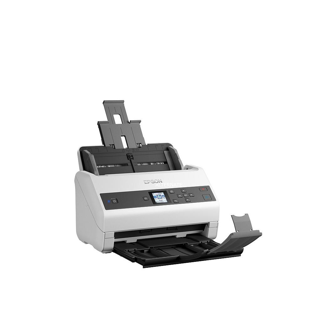 Скоростной - протяжный сканер WorkForce DS-870 B11B250401