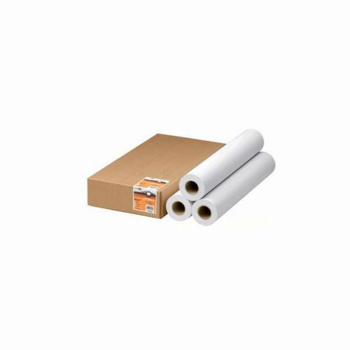 Рулонная бумага для плоттера Standard Paper-3 рулона 1569B006