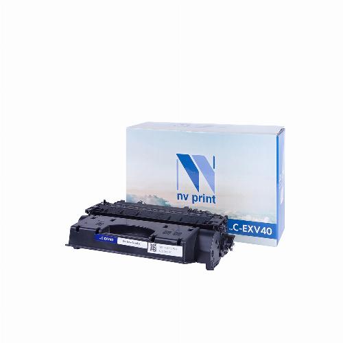 Тонер картридж NV-C-EXV40 NV-CEXV40
