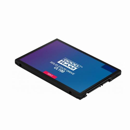 Жесткий диск внутренний CL100 SSDPR-CL100-120-G2