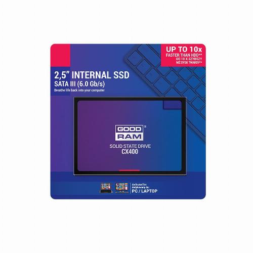 Жесткий диск внутренний CX 400 SSDPR-CX400-256 SSDPR-CX400-256