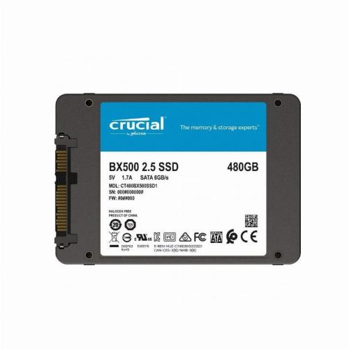 Жесткий диск внутренний BX 500  CT480BX500SSD1 CT480BX500SSD1
