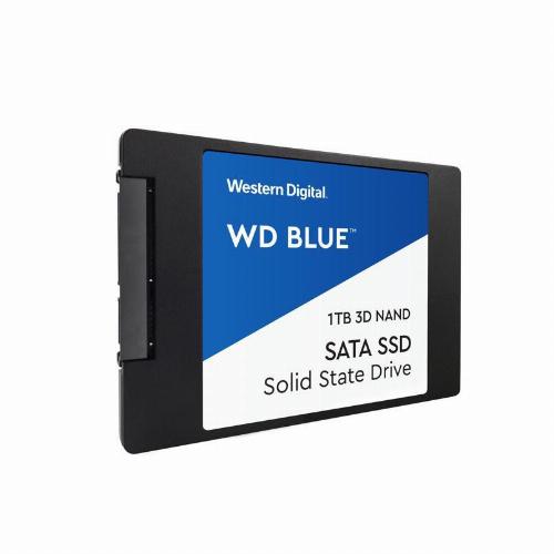 Жесткий диск внутренний Blue 3D NAND WDS100T2B0A