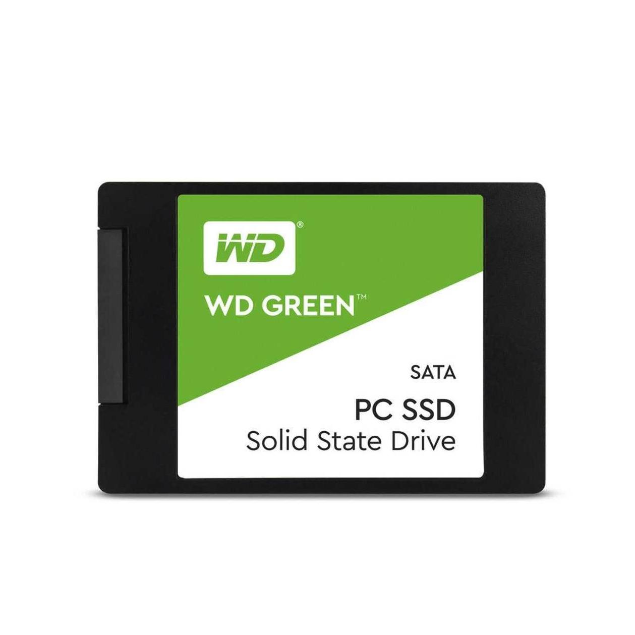 Жесткий диск внутренний Green 3D NAND  WDS240G2G0A WDS240G2G0A