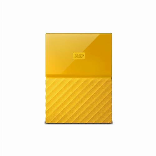Жесткий диск (внешний) My Passport WDBBEX0010BYL-EEUE