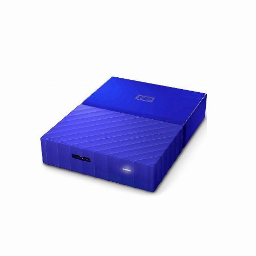 Жесткий диск внутренний My Passport WDBUAX0020BBL-EEUE