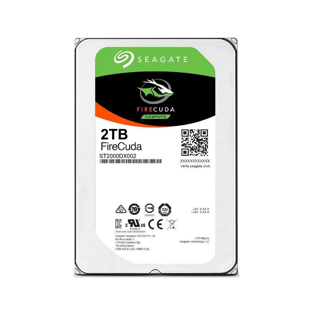 Жесткий диск внутренний FireCuda  ST2000DX002 ST2000DX002