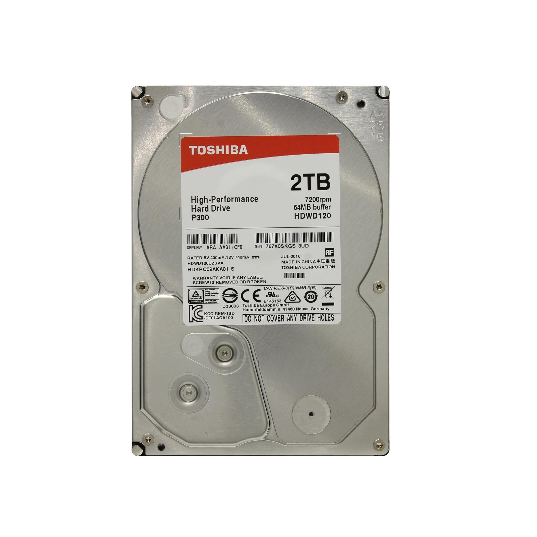 Жесткий диск внутренний Р 300 HDWD120EZSTA