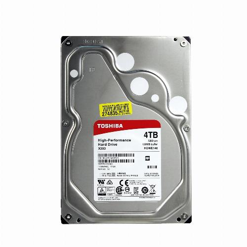 Жесткий диск внутренний X300 HDWE140EZSTA