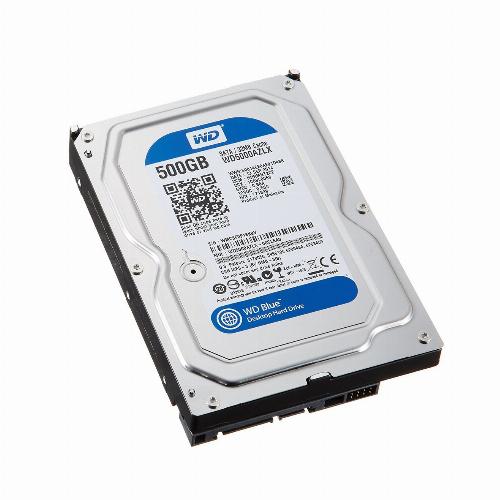 Жесткий диск внутренний Blue WD5000AZLX