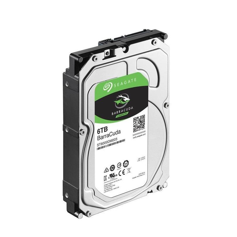 Жесткий диск внутренний Barracuda     ST6000DM003 ST6000DM003