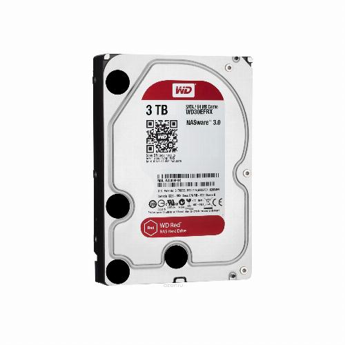 Жесткий диск внутренний RED  WD30EFRX WD30EFRX