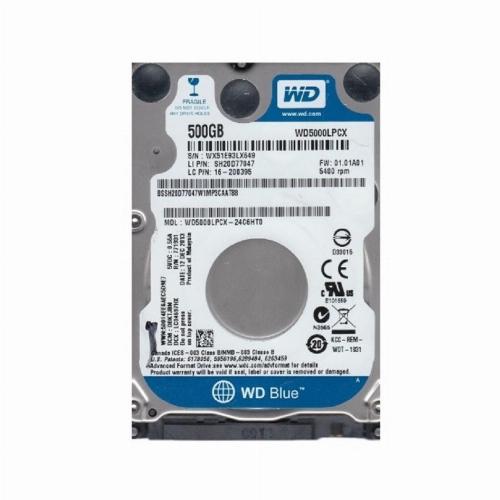 Жесткий диск внутренний Blue Mobile WD5000LPCX