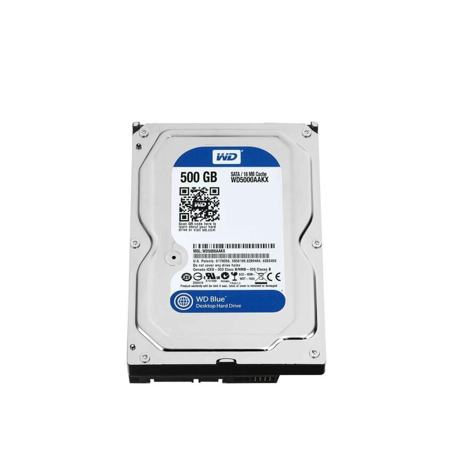 Жесткий диск внутренний WD Blue WD5000AZRZ WD5000AZRZ